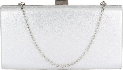 PamperVille Party Silver  Clutch