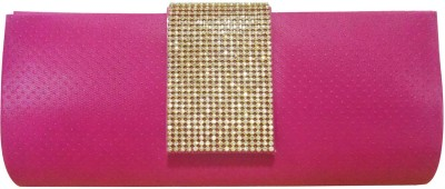 Angelfish Party Pink  Clutch