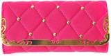 JG Shoppe Women Casual Pink  Clutch