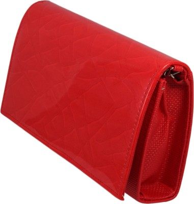 ARMADIO Red  Clutch