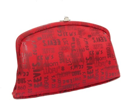 Walletmania Women, Girls Casual, Formal, Party, Sports Red  Clutch