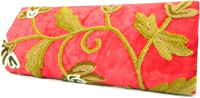 Aabeer Women Party Red  Clutch
