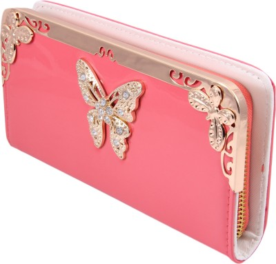 Pinkdivaas Wedding, Casual, Party, Formal, Festive Pink  Clutch