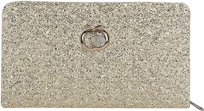 Fashion Hikes Party Gold  Clutch