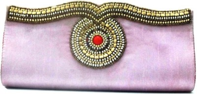 Sunita Fashion Festive, Wedding Pink  Clutch