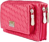 Magiq Women Casual Pink  Clutch
