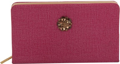 Gihaan Party, Festive, Casual Pink  Clutch