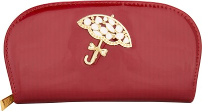 Aliza Women Casual Red  Clutch
