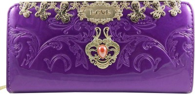 Els Casual, Party Purple  Clutch