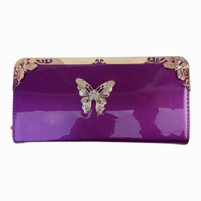 PRG Elegance Party Purple  Clutch
