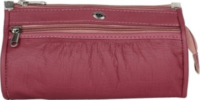 Goldeno Casual Pink  Clutch