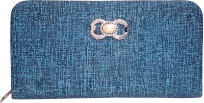 Sanshul Formal Blue  Clutch