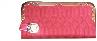 Ud Creation Casual, Wedding, Party Orange, Red  Clutch