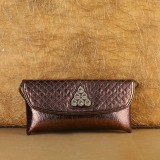 Variation Women Wedding Tan  Clutch