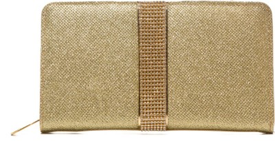 Styles n More Gold  Clutch