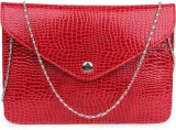Star Style Women Casual Red  Clutch