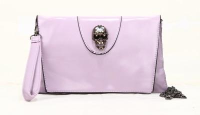 Liza Casual, Party, Festive Purple  Clutch
