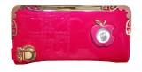 Daisy Doll Women Casual Pink  Clutch