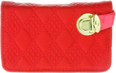JG Shoppe Party Red  Clutch