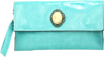 Ambience Casual, Party, Festive Green  Clutch