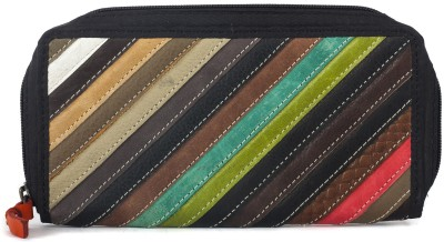 Green The Gap Women Casual Multicolor  Clutch