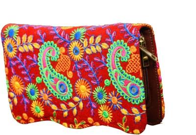 Craft Trade Wedding Multicolor  Clutch