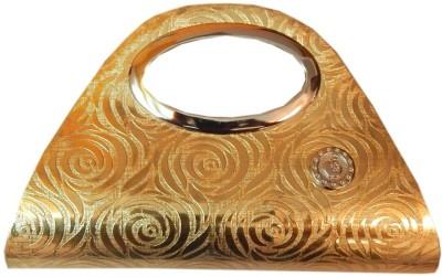 Navaksha Wedding Gold  Clutch