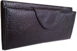 Cruze Women Casual Black  Clutch
