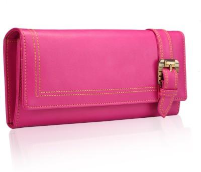 Contrast Women Festive Pink  Clutch