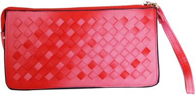 Parv Collections Pink  Clutch