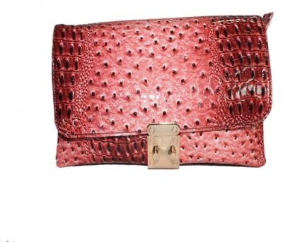 Moda Desire Women Casual Pink  Clutch