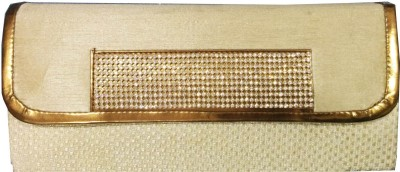 Angelfish Girls Party Gold  Clutch