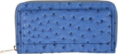 ViE Casual Blue  Clutch