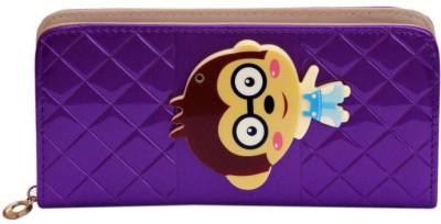 Eddys Purple  Clutch