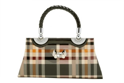 Tripssy Casual, Party Brown  Clutch