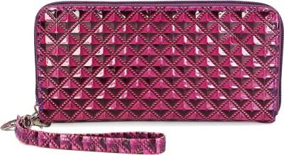 Vorra Fashion Casual Pink  Clutch