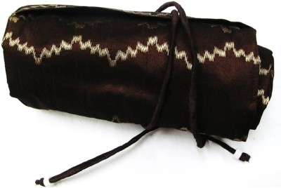 Indha Craft Women Casual Brown  Clutch