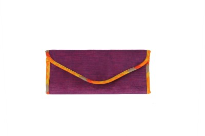 Raaa Casual Purple  Clutch