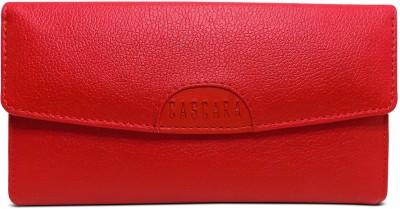 Cascara Casual Red  Clutch
