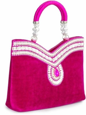 Penguin Girls Party Pink  Clutch