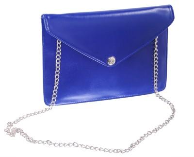 Lee Italian Women, Girls Casual, Festive Blue  Clutch