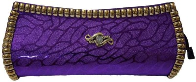 Prajo Party, Casual Purple  Clutch