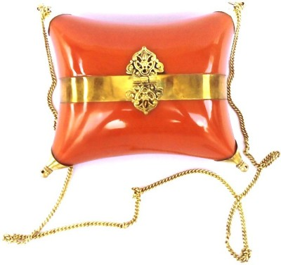 Hemshri Girls Festive Red  Clutch