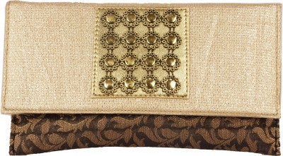 Lizzie Casual, Festive, Formal, Party, Sports, Wedding Brown  Clutch