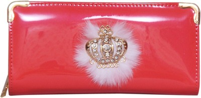 Notbad Girls Casual Pink  Clutch