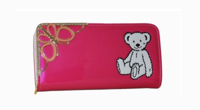 Vedic Deals Casual Pink  Clutch