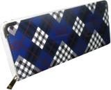 Lasslee Women Casual Blue  Clutch