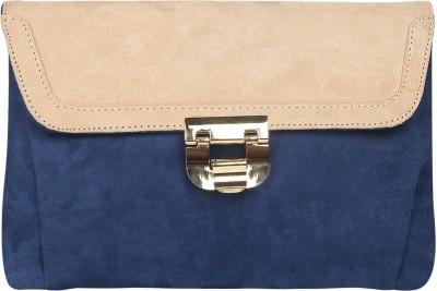 Lino Perros Casual Blue  Clutch