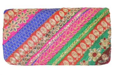 Shilpkart Festive, Formal, Wedding, Party Pink  Clutch