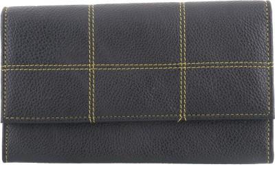 Fashion Leather Casual Black  Clutch